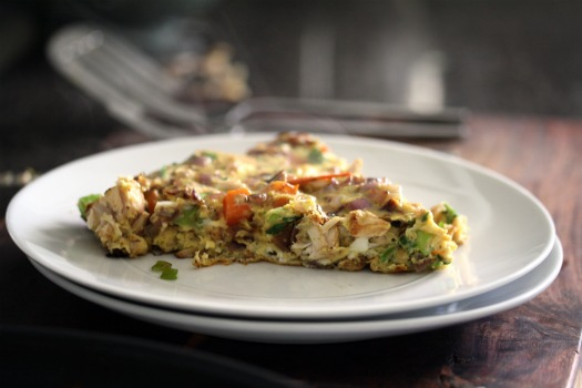 Health-Bent Food Worth Eating Fajita Frittata