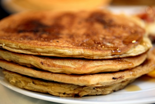 Low Carb, Gluten/Grain-Free, Dairy-Free Pancakes
