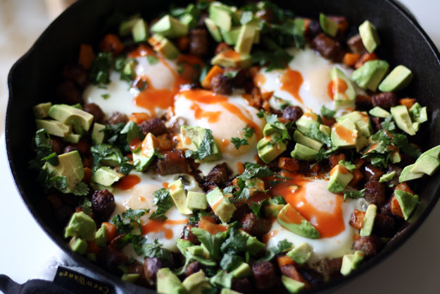 Cowboy Breakfast Skillet