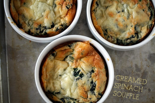 creamedspinachsouffle