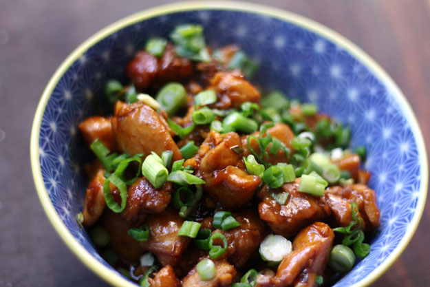 Paleo Chinese Orange Chicken