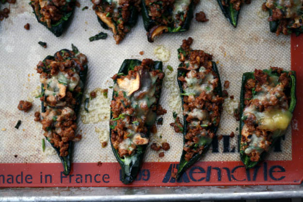 Chile Rellenos (Mexican Stuffed Peppers)